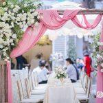 Đám cưới cô dâu Thúy Vân – chú rể Thành Long
